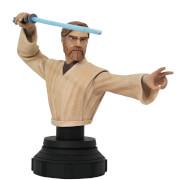 Gentle Giant Star Wars : The Clone Wars Buste à l'échelle 1/7 Obi Wan