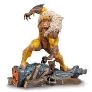 Iron Studios Marvel Comics BDS Art Scale Statue 1/10 Sabretooth 21 cm