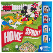 Disney Mickey & Friends Home Sprint Board Game