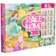 Disney Princess Race Home Board Game