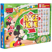 Disney Mickey & Friends Race Home Board Game