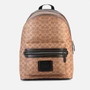 Coach Men's Signature Academy Backpack - Khaki
