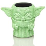 Beeline Creative Star Wars: The Mandalorian The Child (Baby Yoda) Force Pose 16 oz. Geeki Tikis Mug