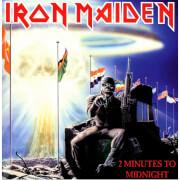 """Iron Maiden - 2 Minutes To Midnight 7"""" Single"""
