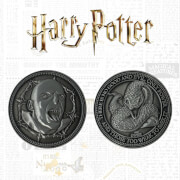 Harry Potter Limited Edition Collectible Coin - Voldermort