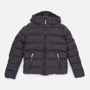 Pyrenex Boys' Spoutnic Matte Jacket - Black - 8 Years