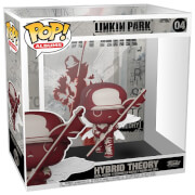Fugurine Pop! Album Linkin Park Hybrid Theory