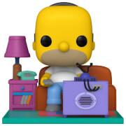 The Simpsons Homer Watching TV Pop! Deluxe