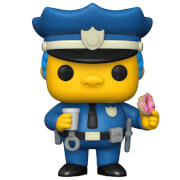 The Simpsons Chief Wiggum Pop! Vinyl Figure