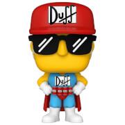 The Simpsons Duffman Pop! Vinyl Figure