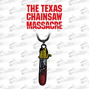 Texas Chainsaw Massacre Limited Edition Unisex Necklace
