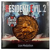 Resident Evil Limited Edition Lion Medallion