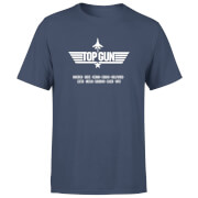 Top Gun Codenames Men's T-Shirt - Navy