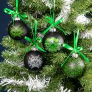 Xbox Glass Christmas Ornaments