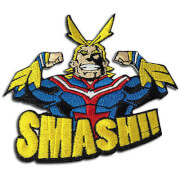 My Hero Academia All Might Smash!! Patch