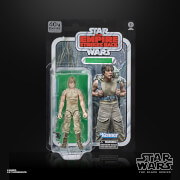 Figura de acción Luke Skywalker (Dagobah) SW 40.º Aniv. El imperio contraataca - Star Wars The Black Series