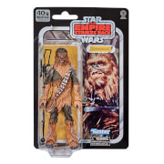 Hasbro The Black Series Star Wars 40th Anniversary Empire Strikes Back Chewbacca Action Figure