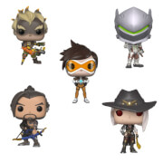 Overwatch - Damage Heroes 2 - Funko Pop! Vinyl - Funko Pop! Collection