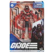 Figura de acción Ninja Rojo - G.I. Joe Classified Series