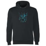 Transformers Decepticon Glitch Hoodie - Black