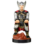 Figurine Cable Guys Figurine Support Chargeur Smartphone et Manette Marvel Thor Gameverse