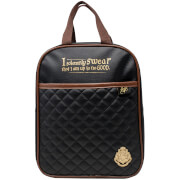Harry potter Quilted Backpack