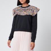 Philosophy di Lorenzo Serafini Women's Liberty Print Sweatshirt - Grey - XS