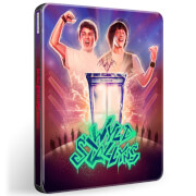 Exclusivité Zavvi : Steelbook L'Excellente Aventure de Bill et Ted - 4K Ultra HD (Blu-ray 2D Inclus)