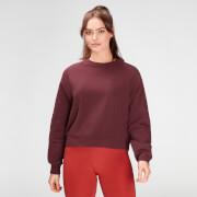 MP Women's Composure Sweatshirt- Washed Oxblood