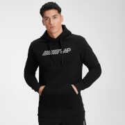 MP Men's Outline Graphic Hoodie - Black
