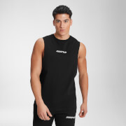 MP Men's Contrast Graphic Tank - Black