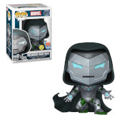 Figurine Pop! Infamous Ironman (GITD) EXC PX Previews - Marvel
