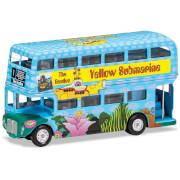The Beatles London Bus Yellow Submarine Model Set - Scale 1:64