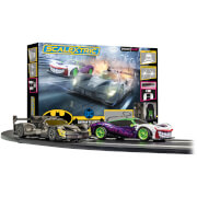 Scalextric Spark Plug Batman vs Joker Race Set