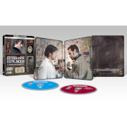 Sherlock Holmes: A Game of Shadows - Zavvi Exclusive 4K Ultra HD Steelbook (Includes 2D Blu-ray)