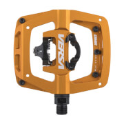 Cycling DMR Versa Dual Sided Pedal - Orange