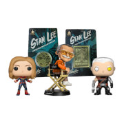 Stan Lee Limited Edition Collector's Crate - Zavvi Exclusive