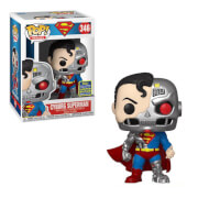 DC Comics Cyborg Superman SDCC 2020 EXC Pop! Vinyl Figure