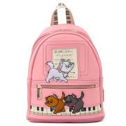 Loungefly Disney Aristocats Piano Kitties Mini Backpack