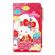 Loungefly Sanrio 60th Anniversary Hello Kitty Flap Wallet