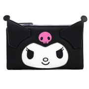 Loungefly Hello Kitty Kuromi Cosplay Flap Wallet