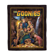 Plaid The Goonies Classic Cover Art