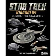 Penguin Star Trek Designing Starships Volume 4: Discovery Hardcover