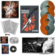 Metallica - S&M2 Deluxe 4LP Box Set