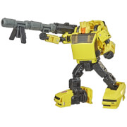 Hasbro Transformers Generation Selects Deluxe WFC-GS13 Hubcap Action Figure