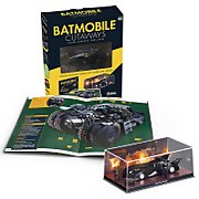 Eaglemoss DC Comics Batmobile Cutaways : Livre broché plus collection  Film Véhicules de 1989 Édition Spéciale