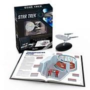 Eaglemoss Star Trek: The U.S.S. Enterprise NCC-1701 Illustrated Handbooks Plus Collectible Hardcover
