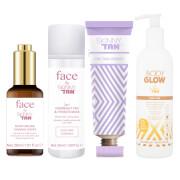 Купить Skinny Tan Face and Body Glow Bundle