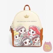 Loungefly Disney Princess Chibi Mini Backpack - VeryNeko Exclusive