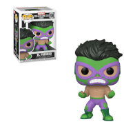 POP Marvel: Lucha Libre- Hulk